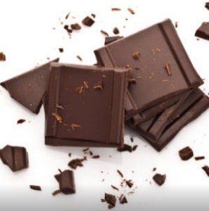 Amarre de amor con chocolate