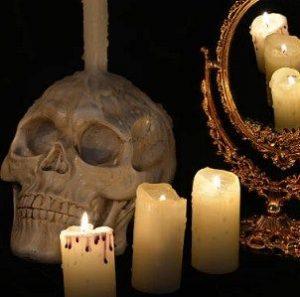 Ritual Con Velas a Santa Muerte