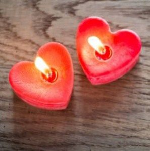 Amarre de amor con velas para recuperar a un ex