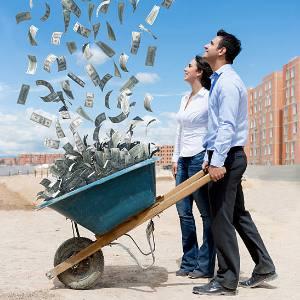 La pareja y los hechizos para atraer dinero