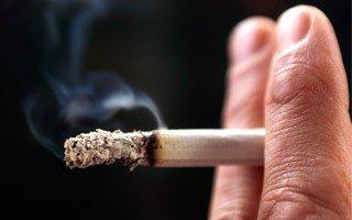 Una relación de rebote es como un cigarrillo