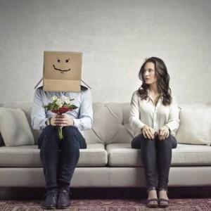 saber si le gustas a un hombre timido